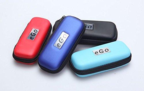 Visnow(TM) Electronic Cigarette Travel Carry Case Bag E-cig Pouch Zip Kit for Ego Cigar (Black)