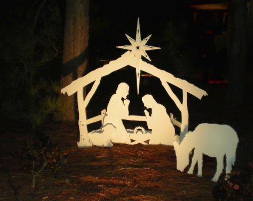 MyNativity Outdoor Christmas Nativity Set, Medium by MyNativity (Image #6)