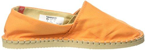 Havaianas Unisex Origine III Espadrilles, Orange (Light Orange), 36 EU