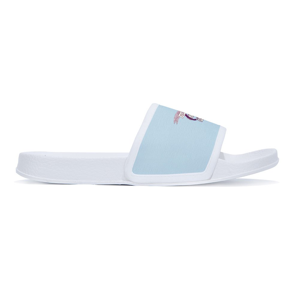 Little Kid//Big Kid Ron Kite Slide Sandals for Girls Boys Comfortable Soft Sole Shower Slipper