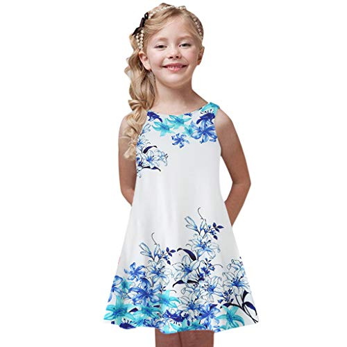 Shoes 3t Months Baby Dresses Easter Dress Girls Toddler 40s for Organic Baby Girl Tull Skirts 50s Poodle Skirt Maroon Dressy Maxi 12 paegant(Blue,130)]()