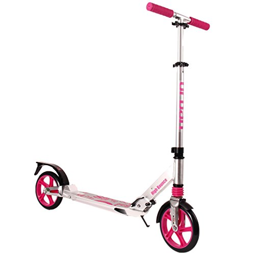 High Bounce Urban 7XL Deluxe Kick Scooter Adjustable to Kid