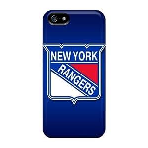 Nrd28887uMts BeverlyVargo New York Rangers Durable Iphone 5/5s Cases