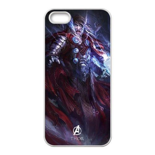 Avengers Age Of Ultron coque iPhone 4 4S Housse Blanc téléphone portable couverture de cas coque EBDOBCKCO12107