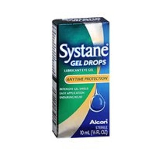 Systane Gel Drops Lubricant Eye Gel - Anytime Protection .33