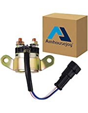 Starter Solenoid Relay Fit for Polaris Ranger 400 500 700 800 XP 900 RZR 570 900 Sportsman 450 500 700 Trail Boss 330 Replaces 4012001 4010947