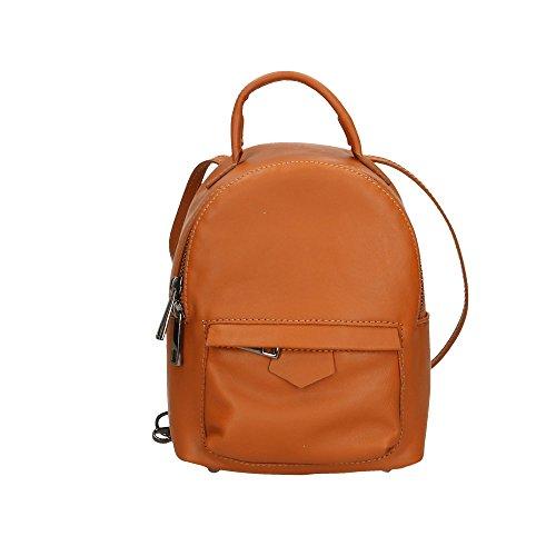 Bag 17x20x11 Aren Donna in Borsa da Backpack in Vera Made Cm Pelle 7vTSfq7