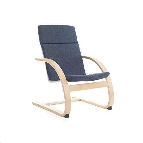 Guidecraft Nordic Rocker, Denim