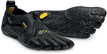 Vibram FiveFingers Signa M0201 - Zapatillas de dedos para hombre, negras, negro: Amazon.es: Deportes y aire libre