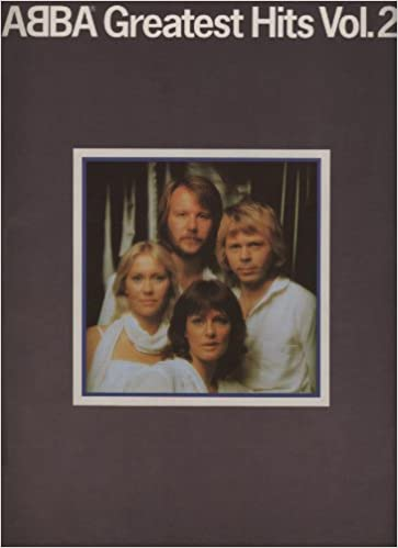 Abba Greatest Hits, Vol. 2 for Piano, Vocal, Guitar Boxes
