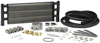 Hayden Automotive 1040 Swirl-Cool Engine Oil Cooler Kit