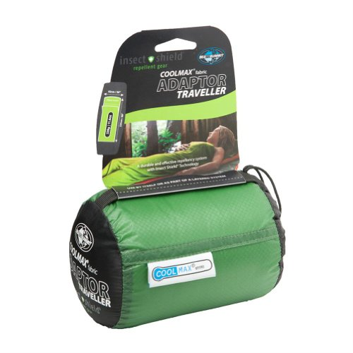 Sea to Summit Coolmax Adaptor Traveller Liner (with Insect Shied)