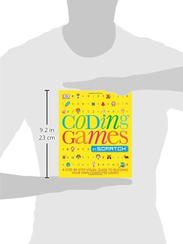 Coding Games in Scratch by DK Publishing (Image #7)