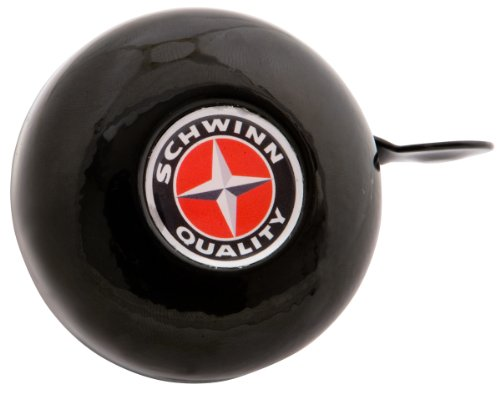 Schwinn Classic Bicycle Bell (Black)