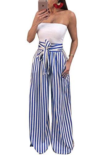 Best buy Ermonn Womens Striped Wide