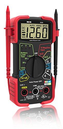 INNOVA 3320 Auto-Ranging Digital Multimeter (Multimeters Digital)