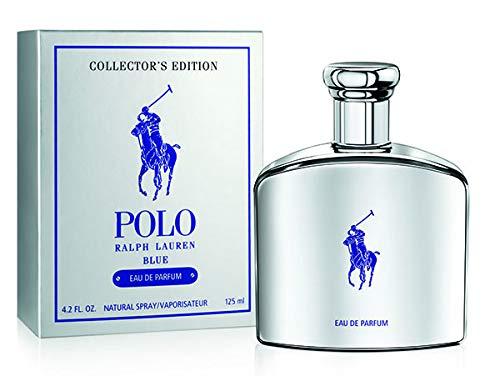Râlph Laûren Pôlo Blue Collector's Edition Eau De Parfum For Men 4.2 FL. OZ./125 ml