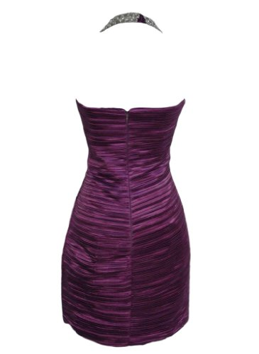 Alivila Damen Kleid Fashion Violett Y UFzrU