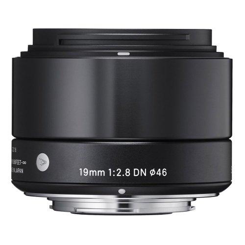 Sigma 19mm F2.8 EX DN Art  for Sony SE