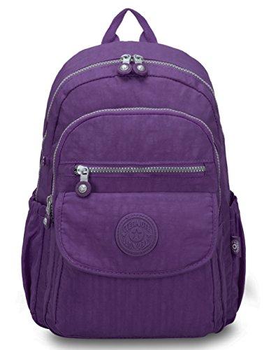 Nylon Backpack - 9