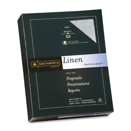 Southworth Credentials Fine Linen - 7
