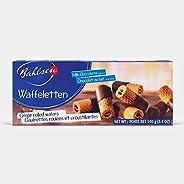 Rolinhos de Wafer com Cobertura de Chocolate ao Leite Bahlsen Caixa 100g