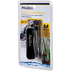 Aqueon Aquarium Algae Cleaning Magnet, Medium