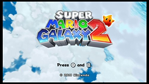 Super Mario Galaxy 2 - Wii U [Digital Code]