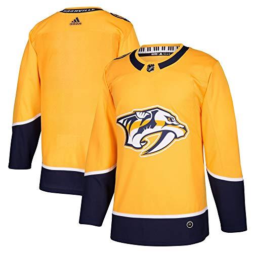 Nashville Predators Adidas NHL Men's Climalite Authentic Team Hockey Jersey