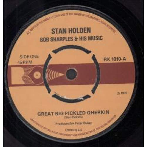 Great Big Pickled Gherkin