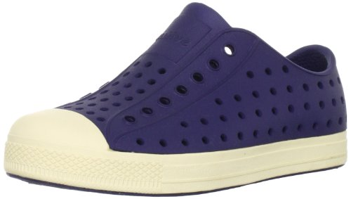 Native Jefferson Slip-On Sneaker,Regatta Blue,2 M US Little