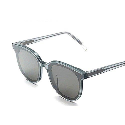 soleil yeux noel Cadeaux Gris soleil gracieuses Lunettes de lunettes conduite vacances pour de de résine vacances de femmes de UV chat soleil Fiber lentille Nouveaux Acétate Frame stores protection CwSqzppX