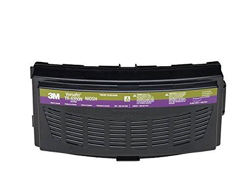 Formaldehyde/HEPA Cartridge TR-6350N, for TR-600/800 PAPR (Pack of 5)