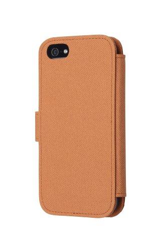 Anymode Diary Gel Case für Apple iPhone 5 orange