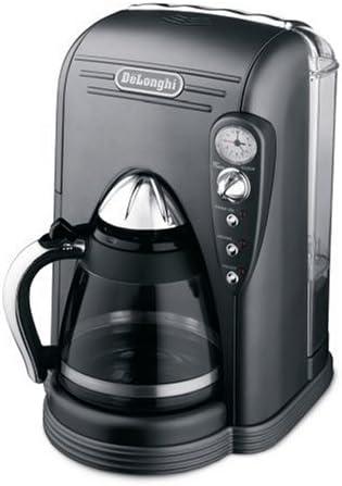 DeLonghi Metropolis ICM 80 - Cafetera eléctrica, color negro ...