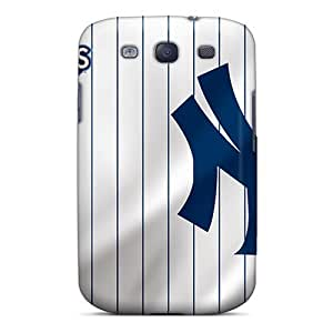 New Fashionable Luoxunmobile333 Fki17396rrbi Covers Cases Specially Made For Galaxy S3(new York Yankees)