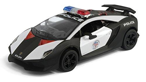 - Lamborghini Sesto Elemento Police Car