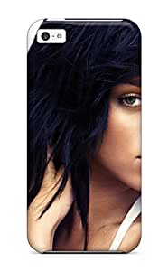 Mary P. Sanders's Shop 9261063K86385175 TashaEliseSawyer Perfect Tpu Case For Iphone 5c/ Anti-scratch Protector Case (rihanna)