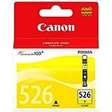 Canon - CLI-526Y - Cartouche d'Encre d'Origine - Jaune