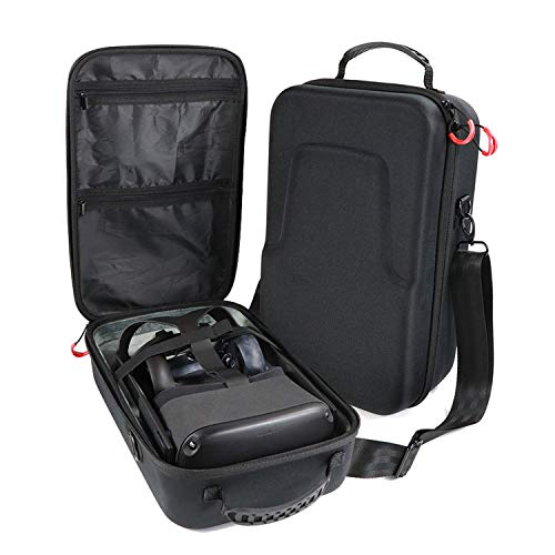 ProCase Hard Travel Case for Oculus Quest 2/Oculus Quest VR Gaming Headset and Controllers Accessories Shockproof EVA…