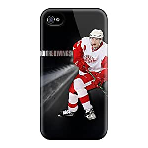 Top Quality Rugged Pavel Datsyuk Case Cover For Iphone 4/4s