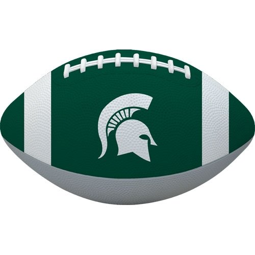 Jarden Sports Licensing Michigan State Spartans Hail Mary Youth Size Football