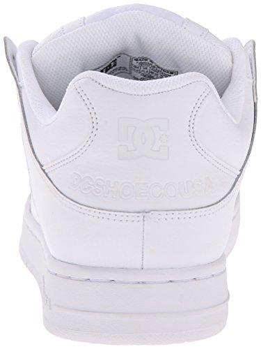 White DC Manteca White White Men's Shoe Skate XrnAXW
