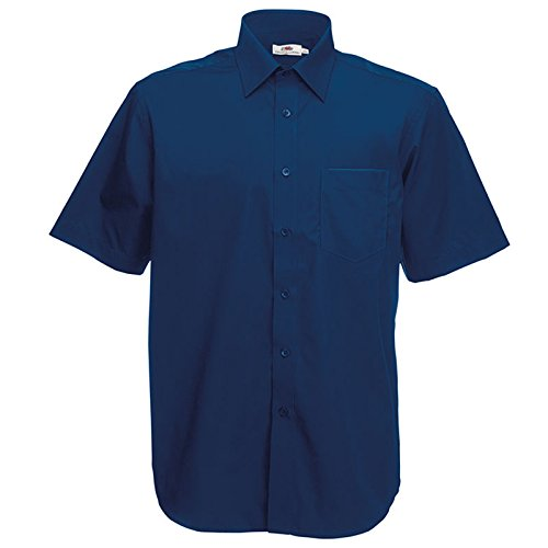 Of Loom Camicia Fruit Navy The Uomo pwSWqadf