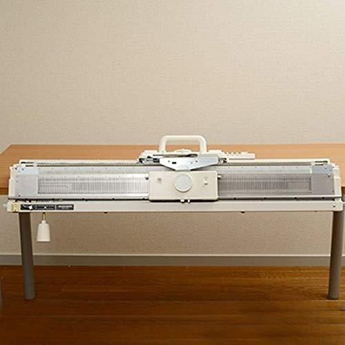 SRP60N Singer/Silver Reed Standard Gauge Ribber for SK280 Standard Gauge Knitting Machine by SUNNY CHOI (Image #2)