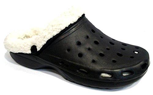 Freedom - Zapatillas de estar por casa para hombre negro negro 40