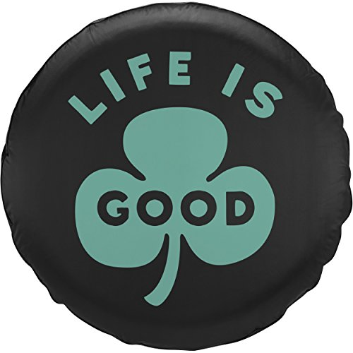 jeep tire cover life is good 32 - 5