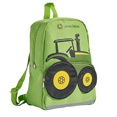 John Deere Toddler Boys Tractor Backpack