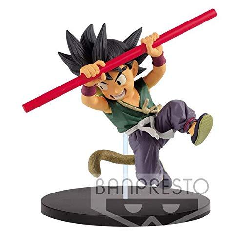 Action Figure - Dragon Ball - Son Goku Bandai Banpresto Multicor