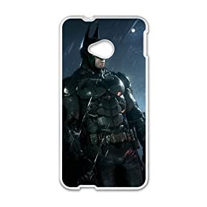 Batman HTC One M7 Cell Phone Case White E0578512 by ruishername